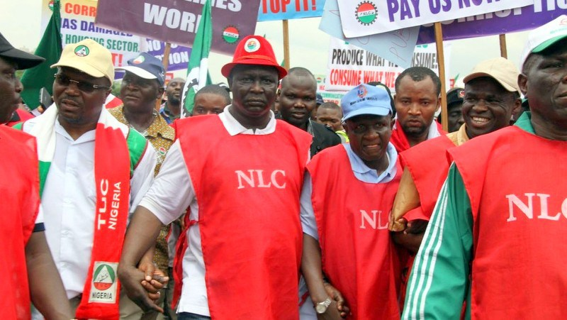 NLC called off impending Nationwide Strike