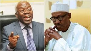 Human rights lawyer, Femi Falana, SAN, has asked the Federal Government to urgently withdraw the charges against the Chief Justice of Nigeria